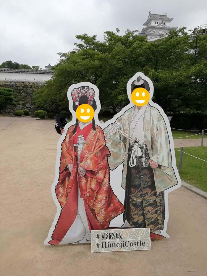 姫路城写真